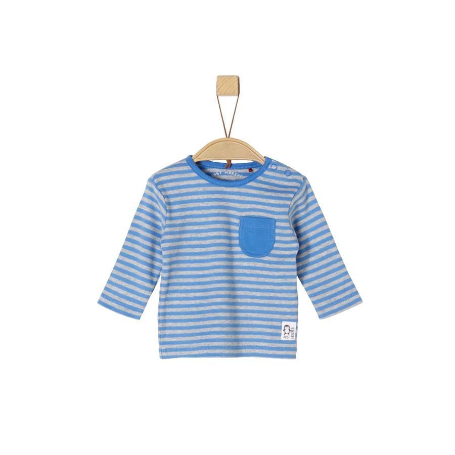 s. Olive r Langærmet skjorte blå stripes