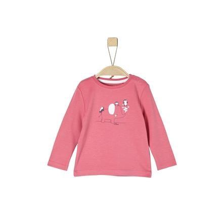 s.Oliver Langermet skjorte rosa