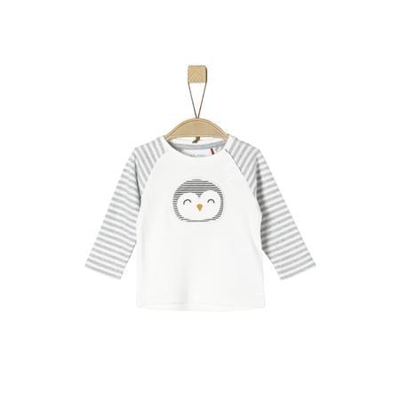 s.Oliver Girl camicia manica lunga s ecru