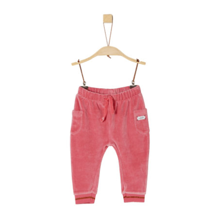 s.Oliver Girls Nickihose pink