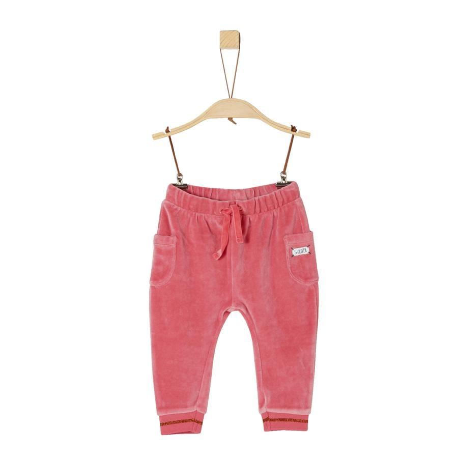 s.Oliver Girl s Pantalon Nicki rose