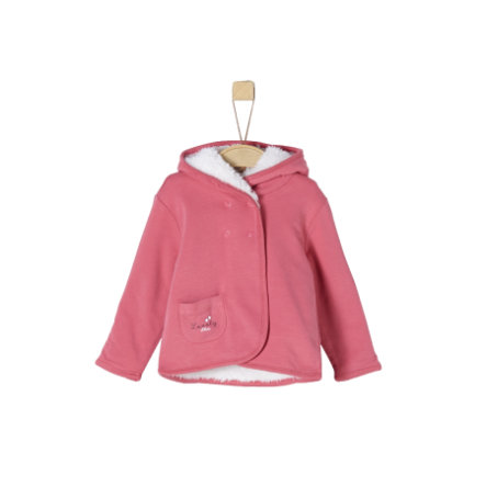 s.Oliver Girl s veste réversible rose