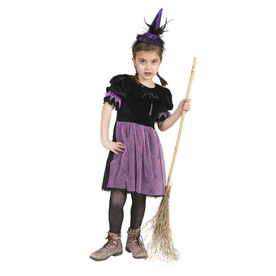 Funny Fashion Costume da Halloween Strega Pipa