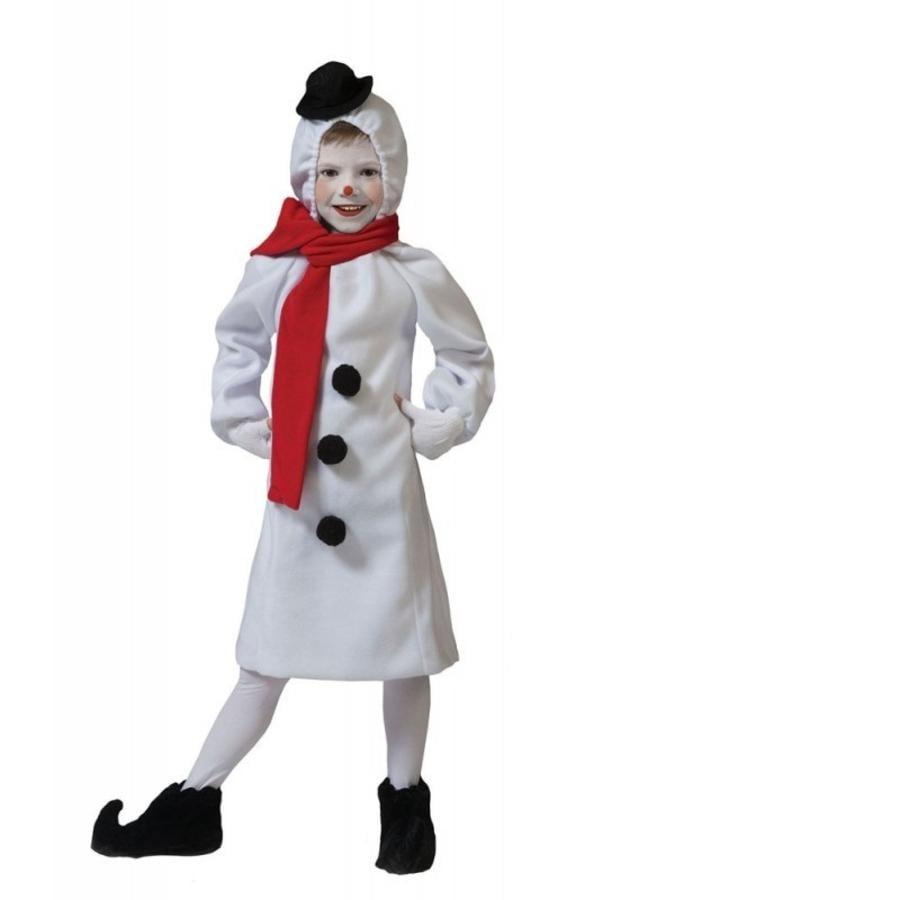 FUNNY FASHION muñeco de nieve