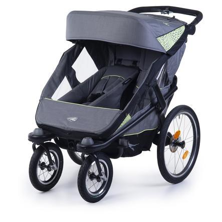 tfk Kinderwagen - 4 Funktionen Joggster Velo Quiet Shade