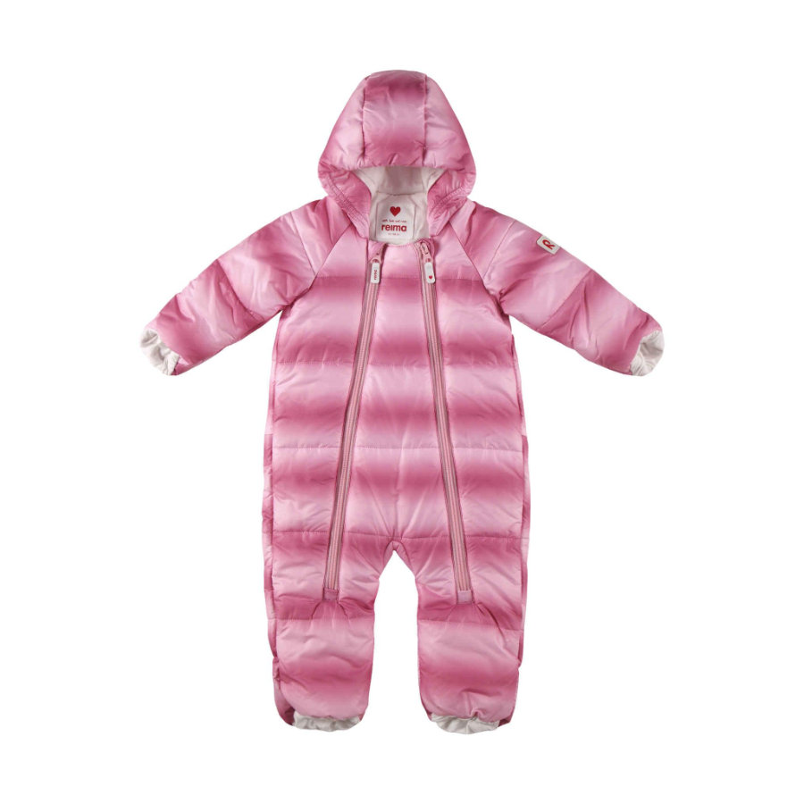 reima Inverno complessivo Lumikko Light Pink Light Pink