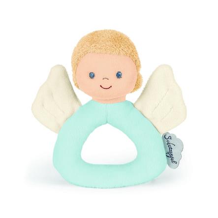 Sterntaler Grijpding Engel blauw