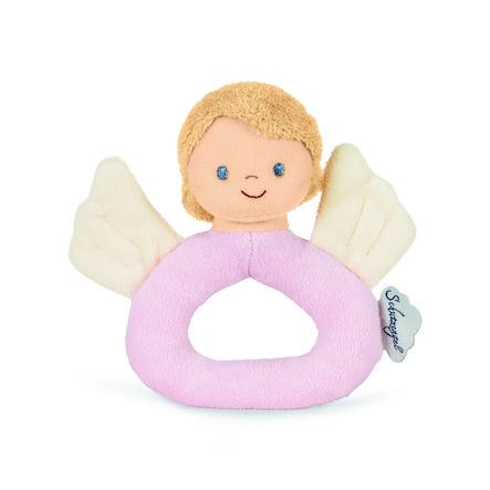 Sterntaler chrastítko andělíček růžový