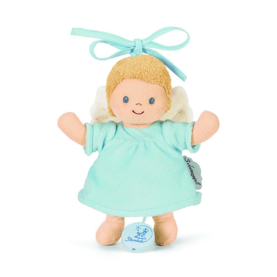 Sterntaler Hrací andělíček S modrý