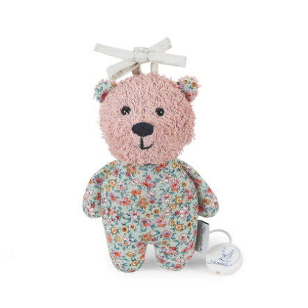 Sterntaler Hrací medvídek S Baylee růžový