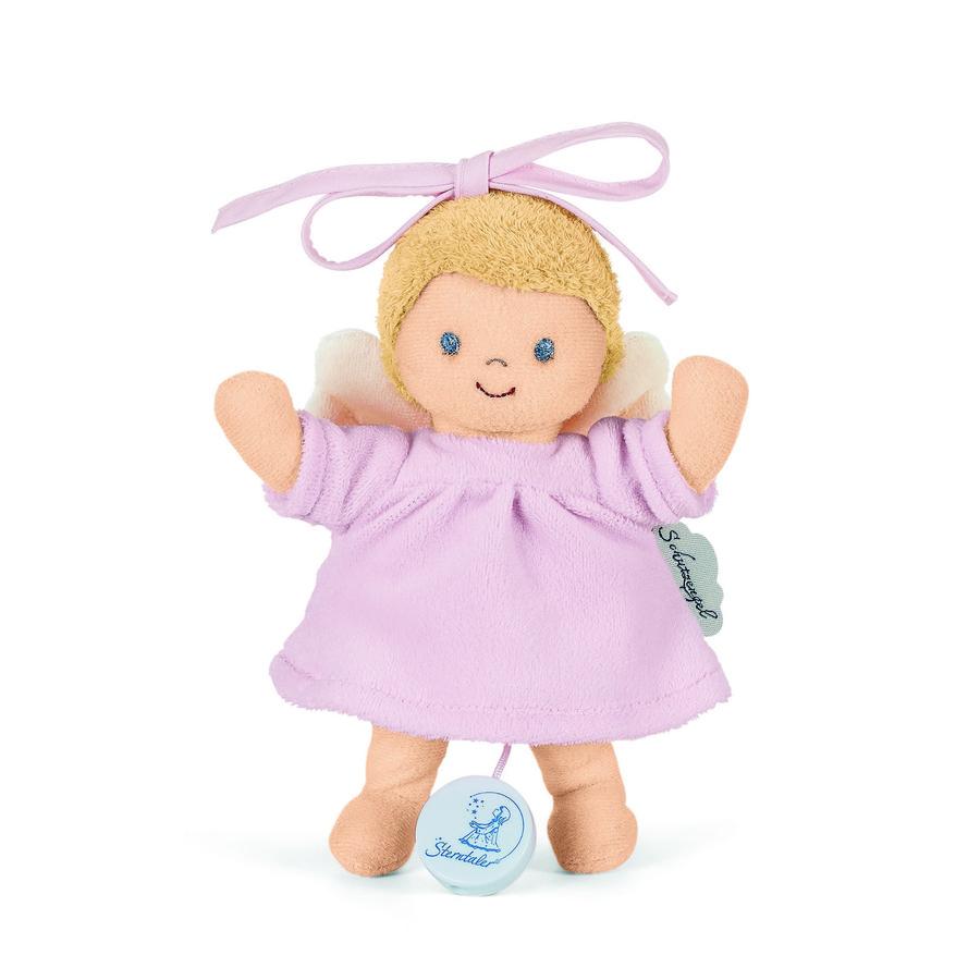 Sterntaler Hrací andělíček S růžový