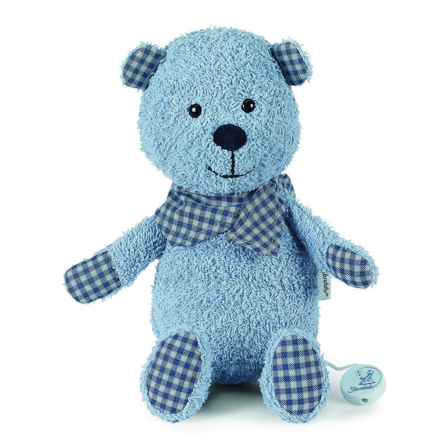 Sterntaler Hrací medvídek L Baylee modrý