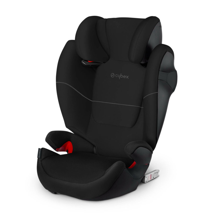 cybex SILVER Seggiolino auto Solution M-fix Pure Black
