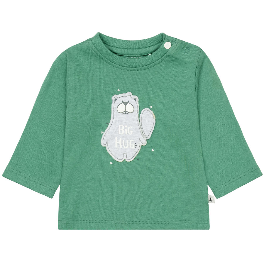 STACCATO Langermet skjorte for jenter, armgrønn