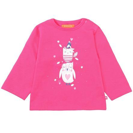 STACCATO Girls Sweatshirt rasperry