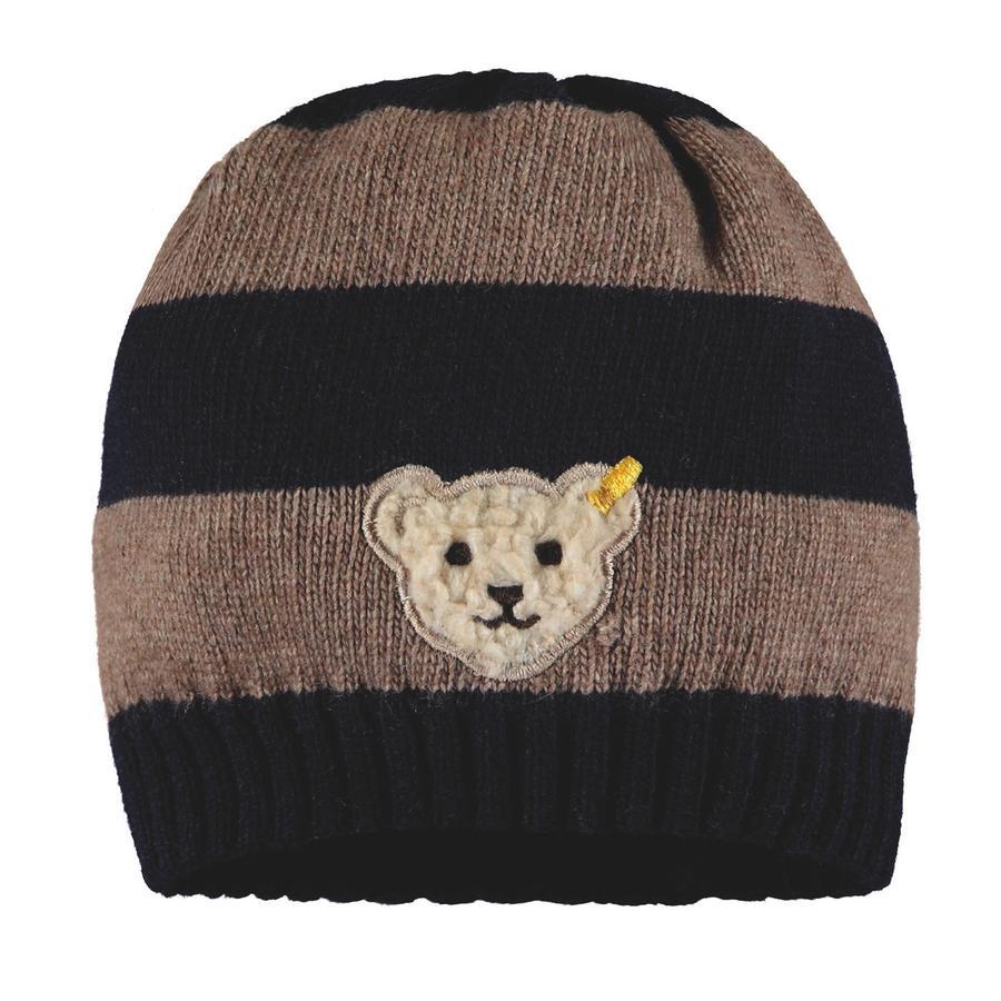 Steiff Boys bonnet tricoté