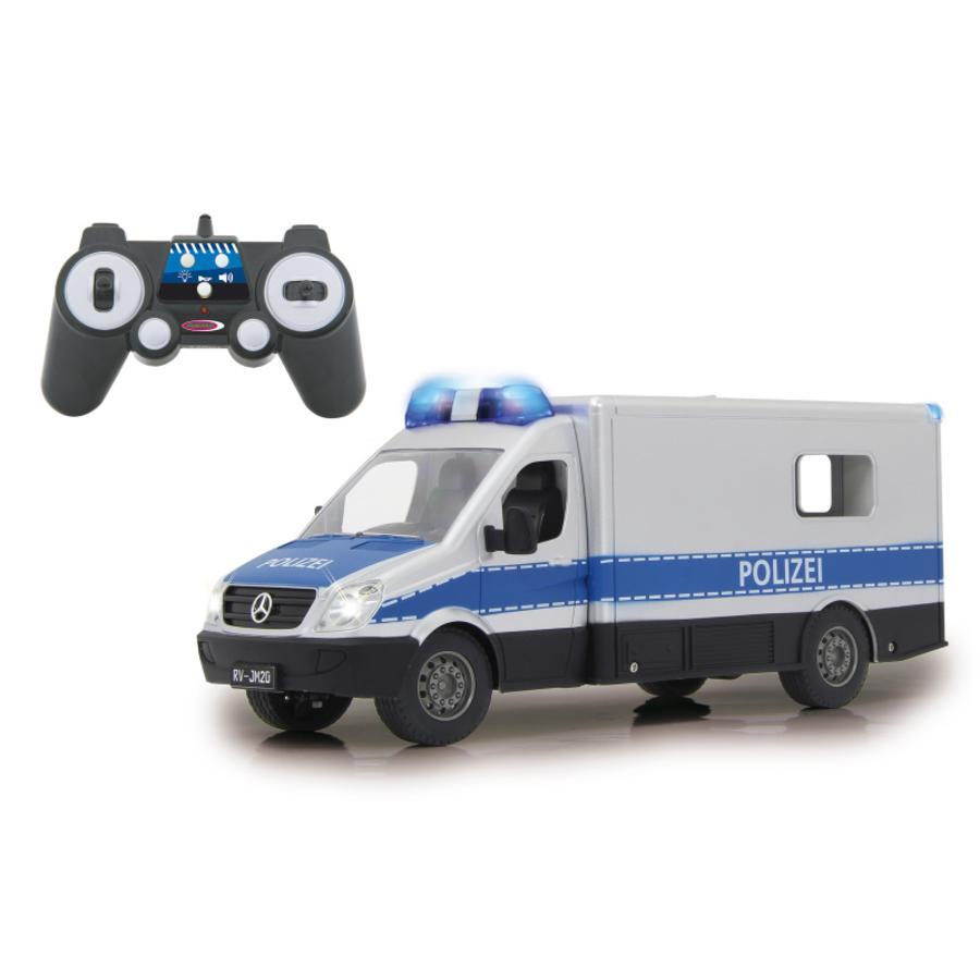 JAMARA Mercedes-Benz Polizei Einsatzwagen,4G
