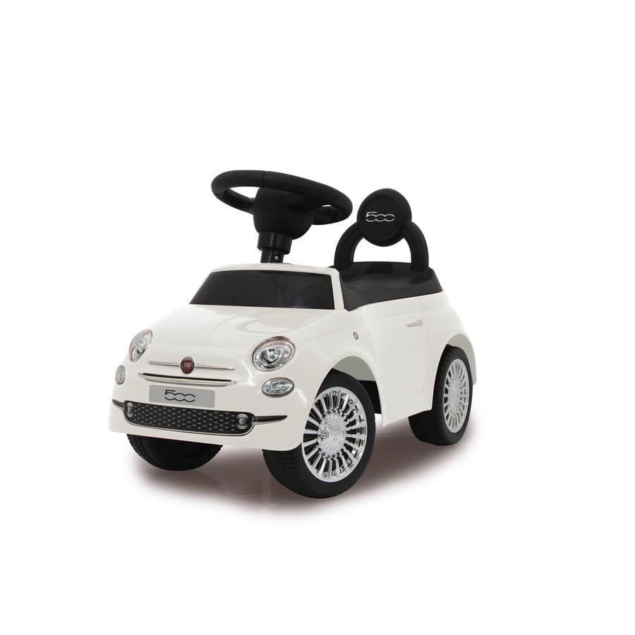 JAMARA Porteur enfant Fiat 500 blanc