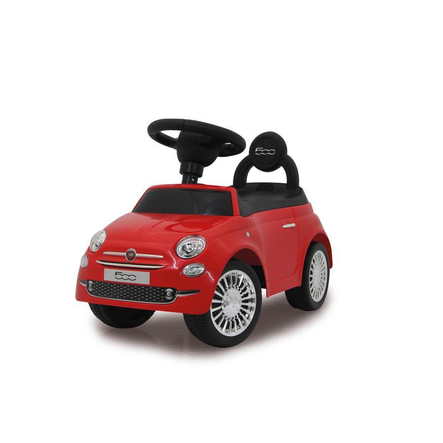 JAMARA Cavalcabile Fiat 500 rosso