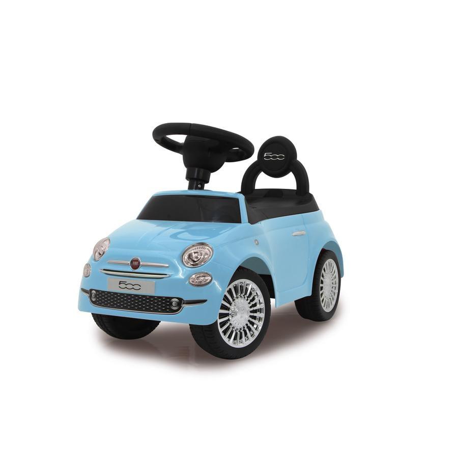 JAMARA Sparkbil Fiat 500 blå