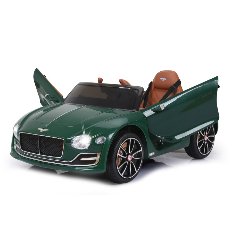 JAMARA Kinderen Ride-on Bentley EXP12 groen 12V