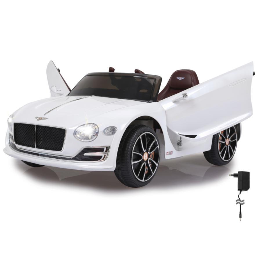 JAMARA Véhicule enfant Ride-on Bentley EXP12 blanc 12 V
