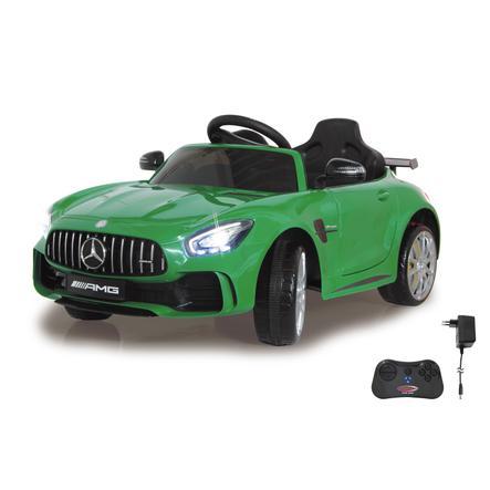 JAMARA Ride-on Mercedes-Benz AMG GT R groen 2,4G 12V