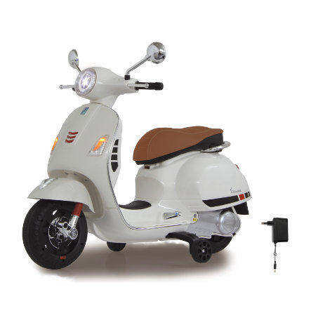 JAMARA Ride-on Motocykl Vespa 12V white