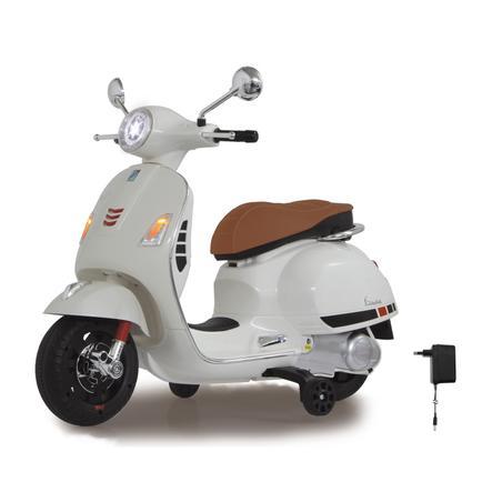 JAMARA Ride-on Vespa bianca 12V