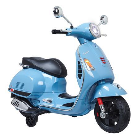 JAMARA Cavalcabile Vespa elettrica per bambini blu 12V