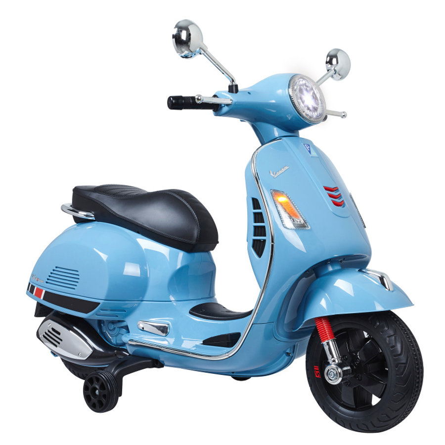 JAMARA Ride-on Vespa modrá 12V