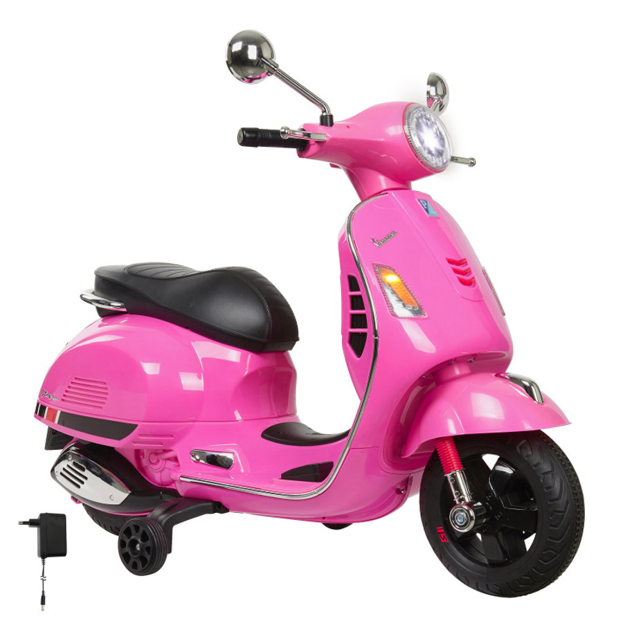 JAMARA Ride-on Vespa roze 12V