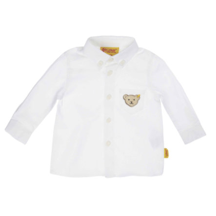 STEIFF Boys Mini Košile bright white