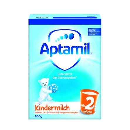 Aptamil Kindermilch 2+ 600 g ab dem 2. Jahr