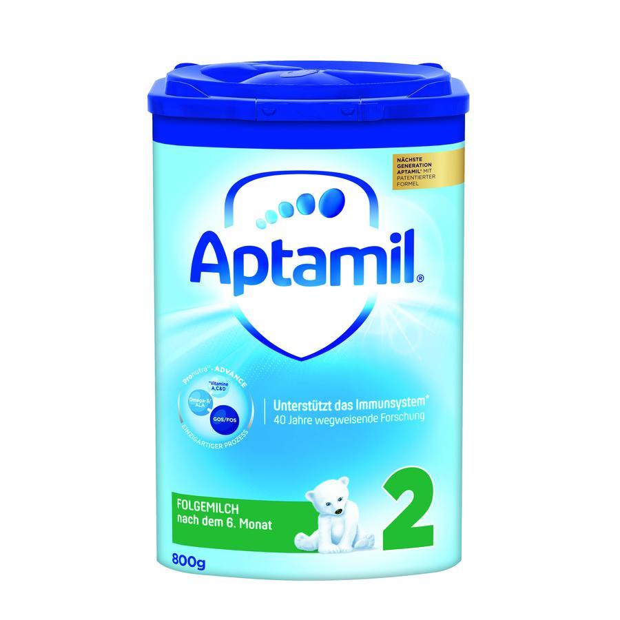 Aptamil Folgemilch Pronutra ADVANCE 2 800 g nach dem 6. Monat