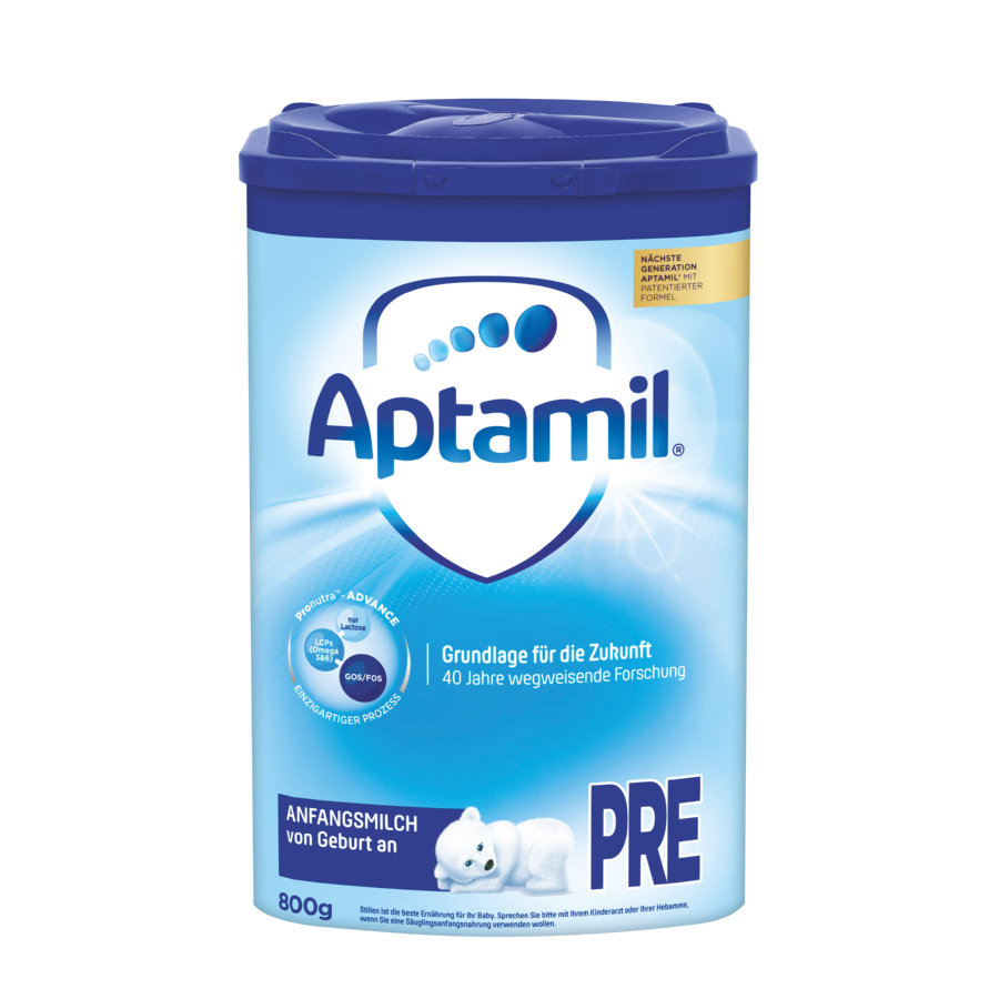 Aptamil Anfangsnahrung Pronutra PRE ADVANCE 800 g ab der Geburt