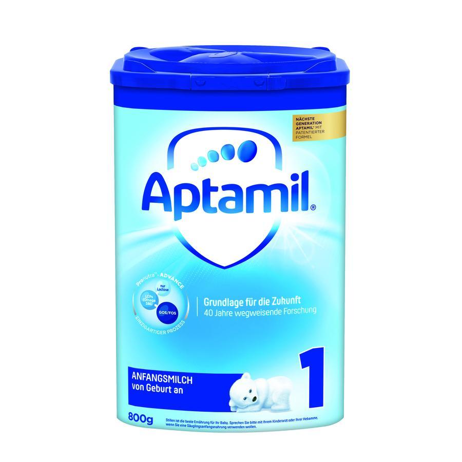 Aptamil Anfangsnahrung Pronutra ADVANCE 1 800 g ab der Geburt