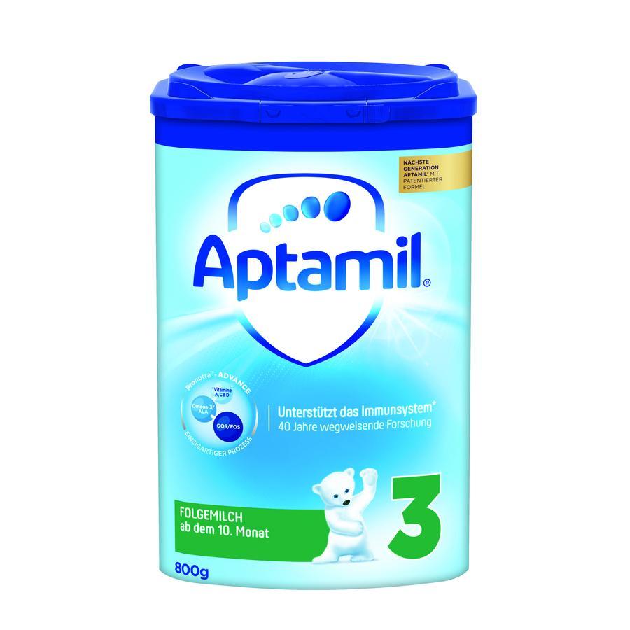 Aptamil Folgemilch Pronutra ADVANCE 3 800 g nach dem 10. Monat