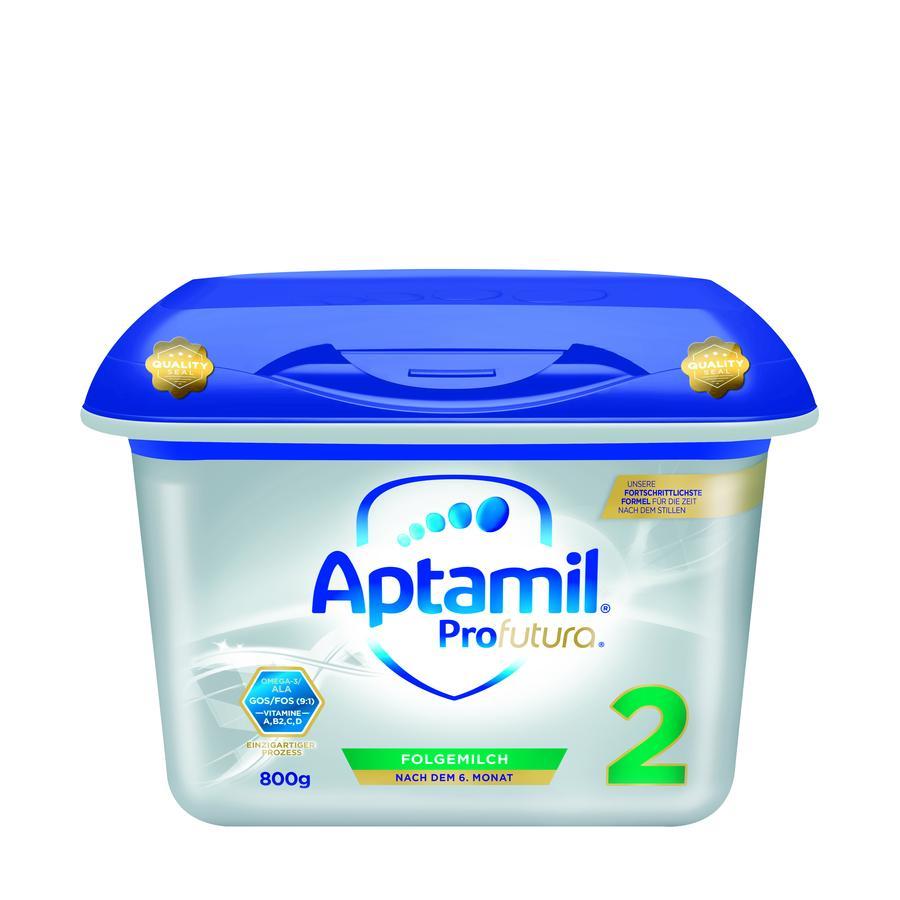 Aptamil Folgemilch Profutura 2 800 g nach dem 6. Monat