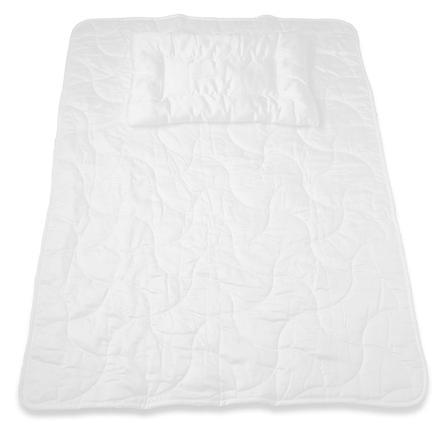 PINOLINO Couette Tencel avec oreiller plat