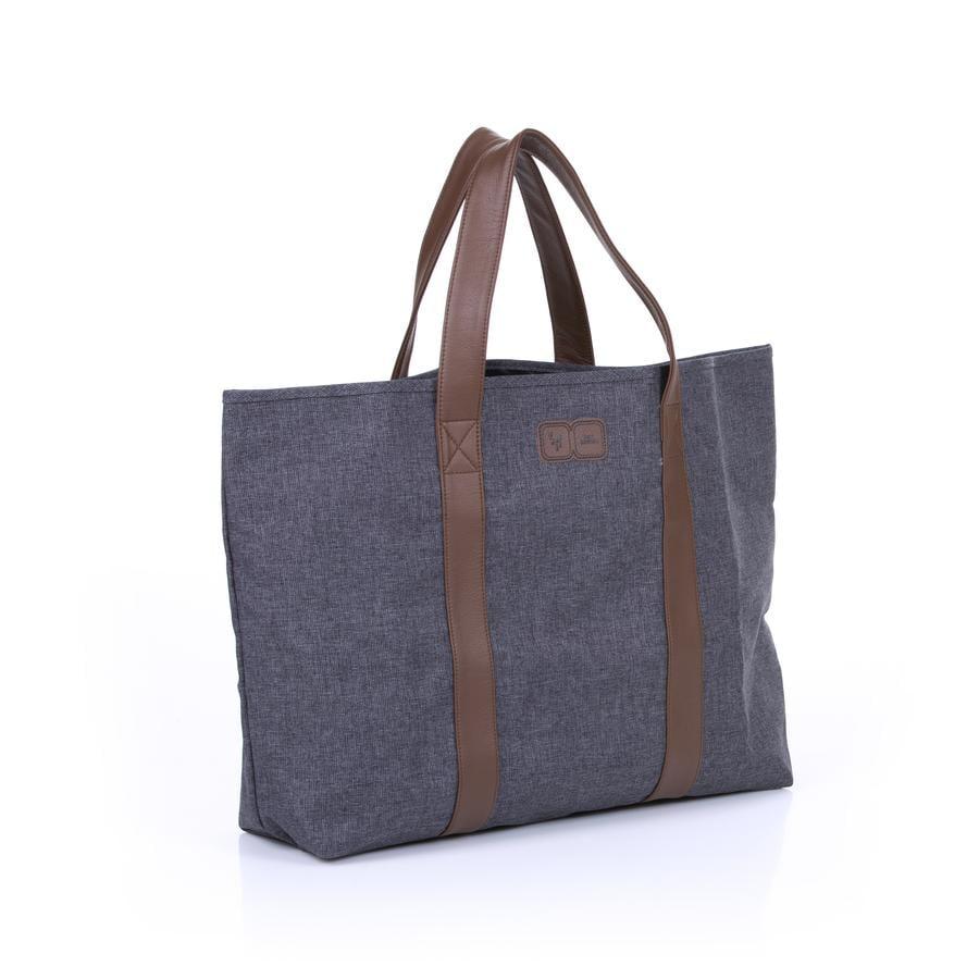 ABC Design plážová taška Asphalt