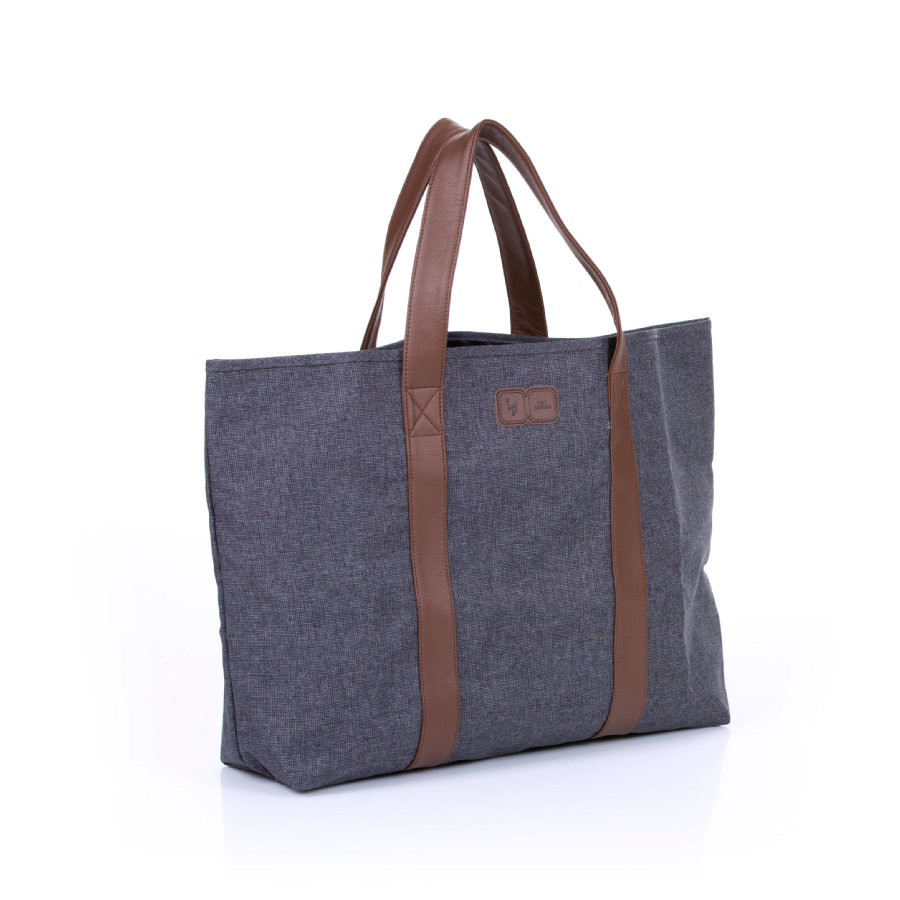 ABC DESIGN Strandtasche Diamond Special Edition asphalt