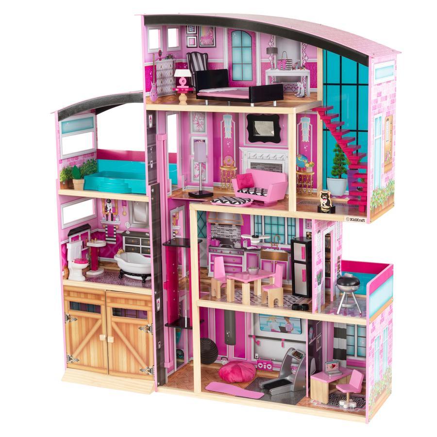 Kidkraft® 65949 Shimmer Mansion domeček pro panenky