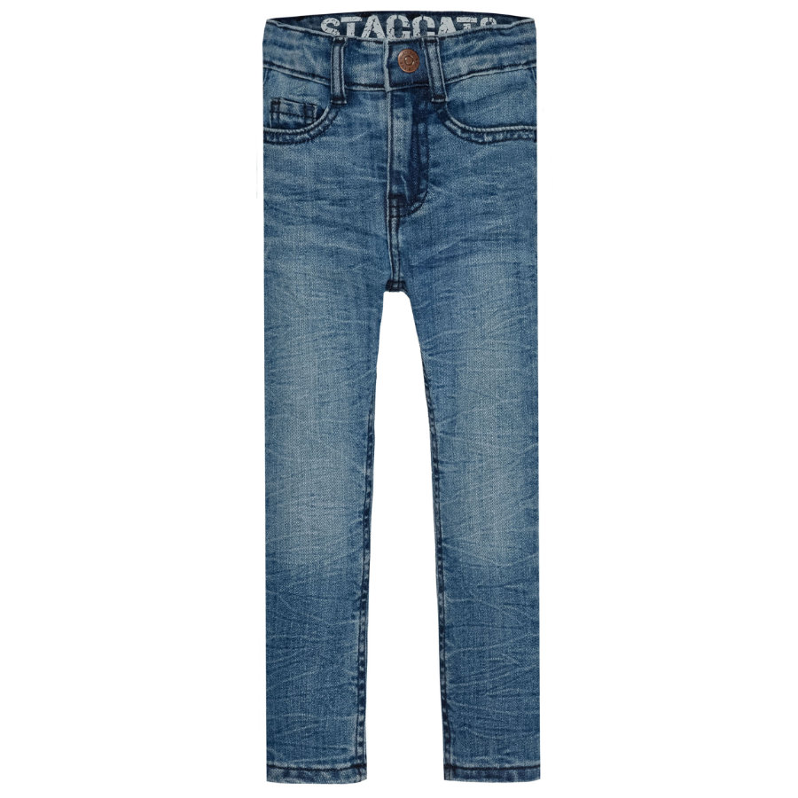 STACCATO Boys Jeans Skinny blue denim