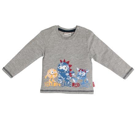 SALT AND PEPPER Boys Camisa manga larga Monster grey melange