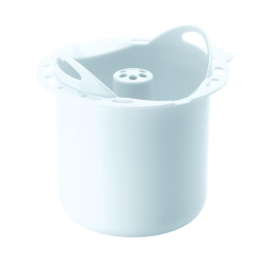 BEABA Nudel-/Reiskocher für Babycook Original und Original Plus weiß 350g