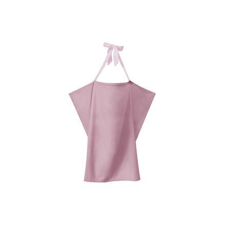 ZELLMOPS Châle d'allaitement taille de base 86x61, rose