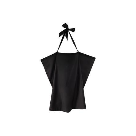 ZELLMOPS Bio Chusta do karmienia Black, Basic Size 86x61