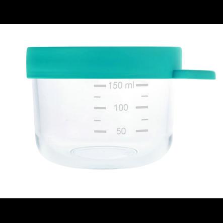 BEABA Aufbewahrungsbehälter 150 ml blau
