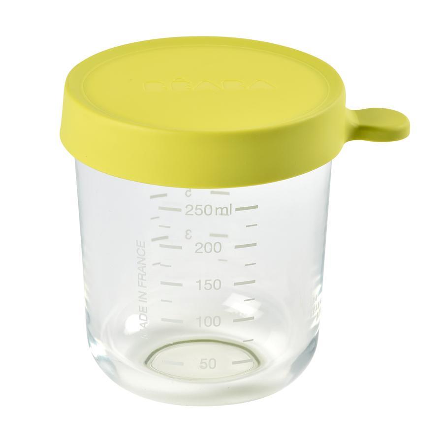 BEABA Aufbewahrungsbehälter grün 250 ml